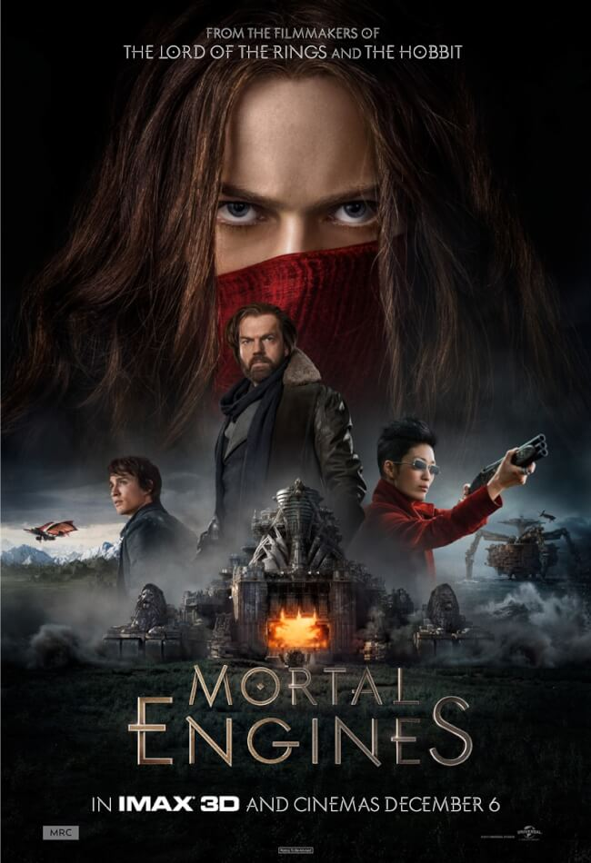 mortal engines poster3